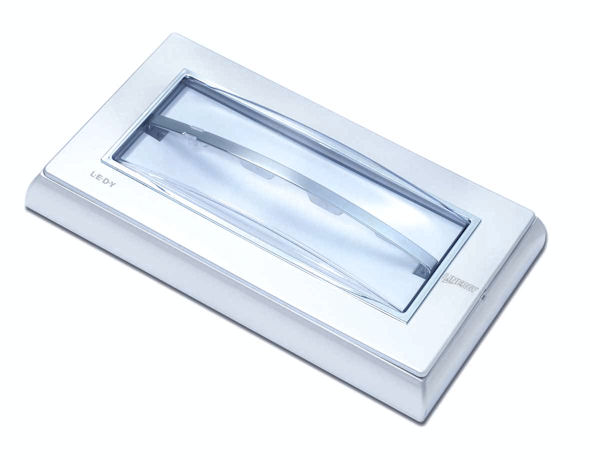 Linergy srl for Lampada di emergenza a led